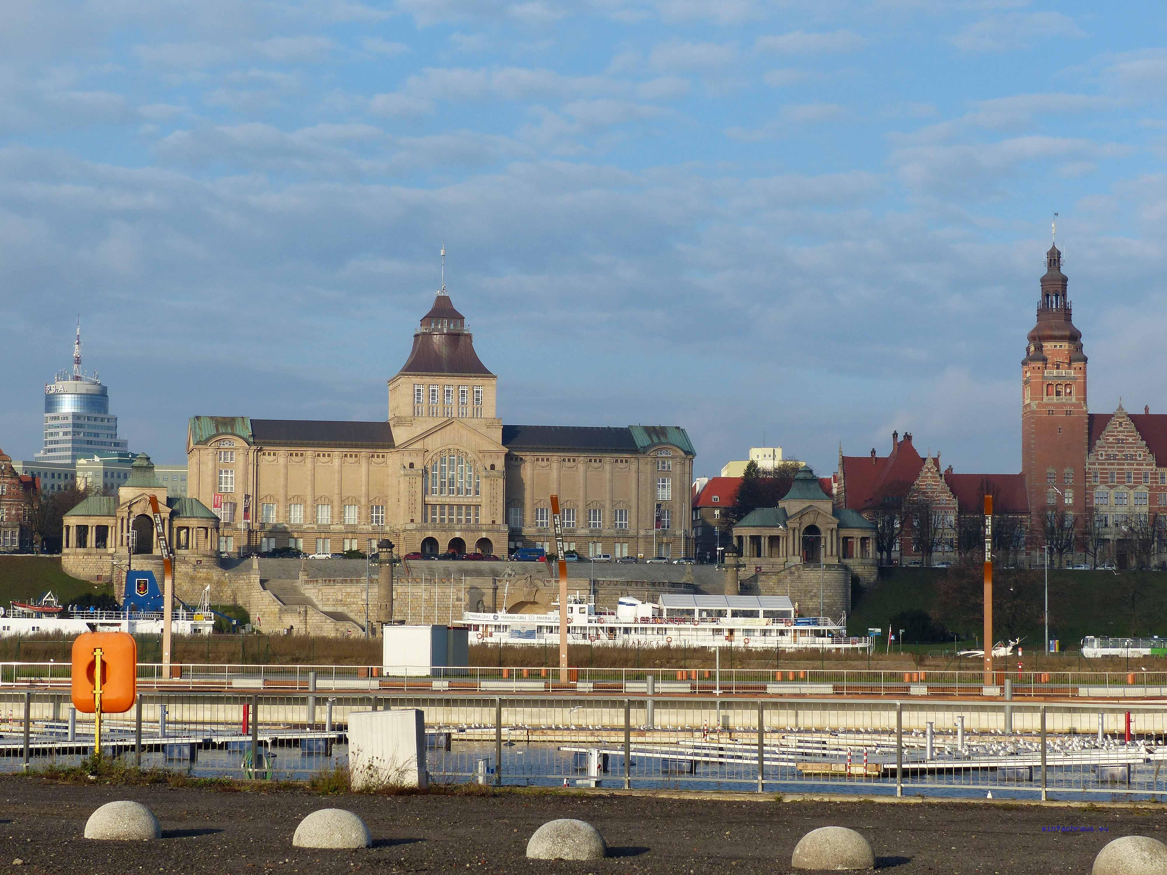 Hakenterrasse von Stettin, Foto: D. Weirauch