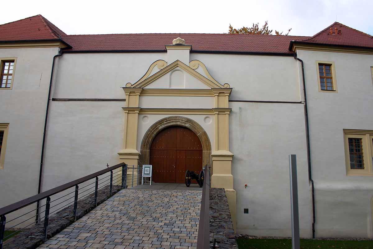 Festung und Schloss Senftenberg, Foto: D.Weirauch