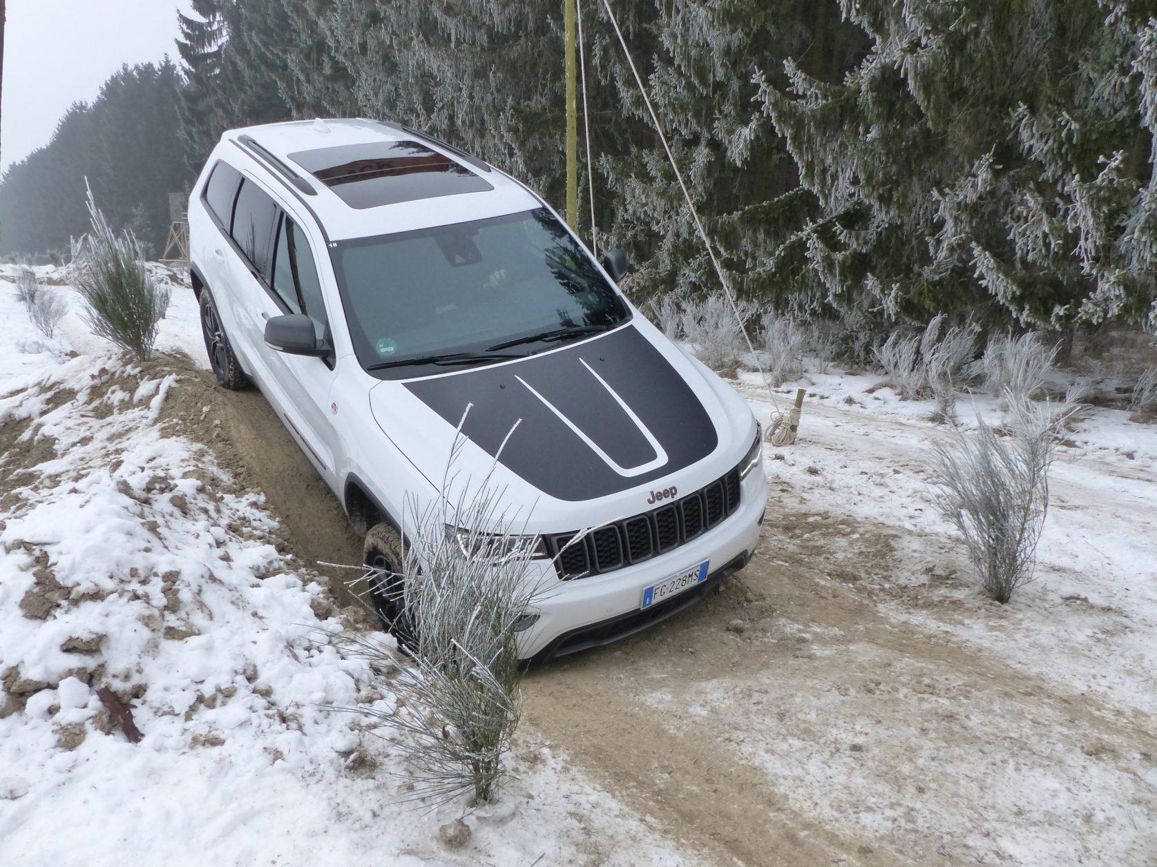 Die präzise Lenkung sowie ein auf Geländeagilität optimiertes Chassis garantieren beste Beweglichkeit. Foto: D.Weirauch