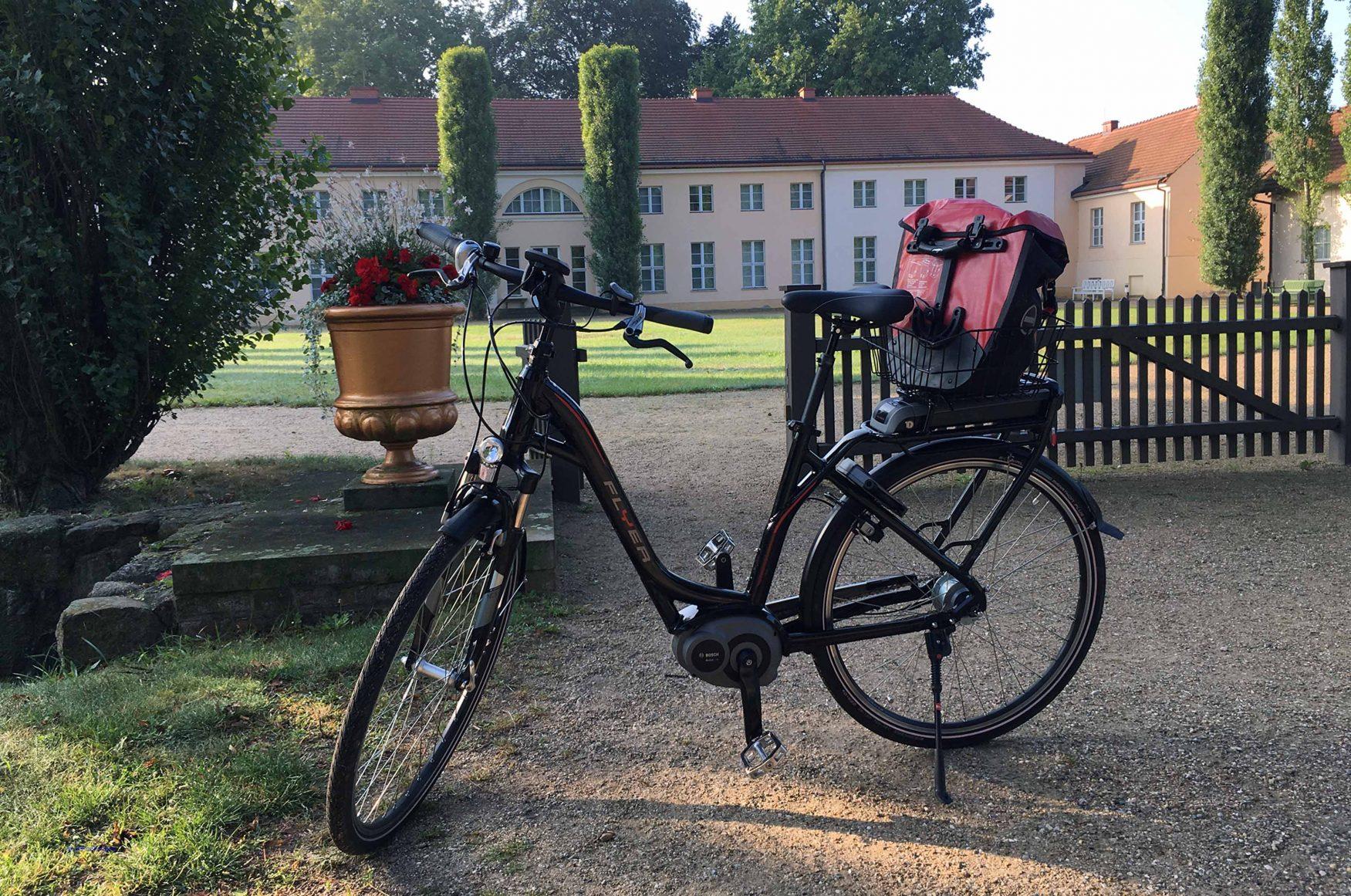 Flyer Fahrrad