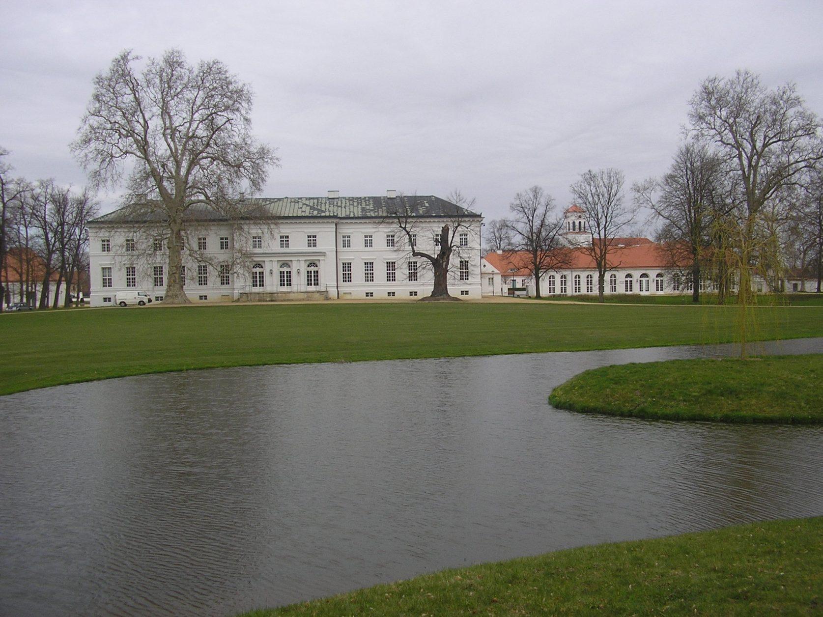 Schloss Neuhardenberg, Foto: D.Weirauch