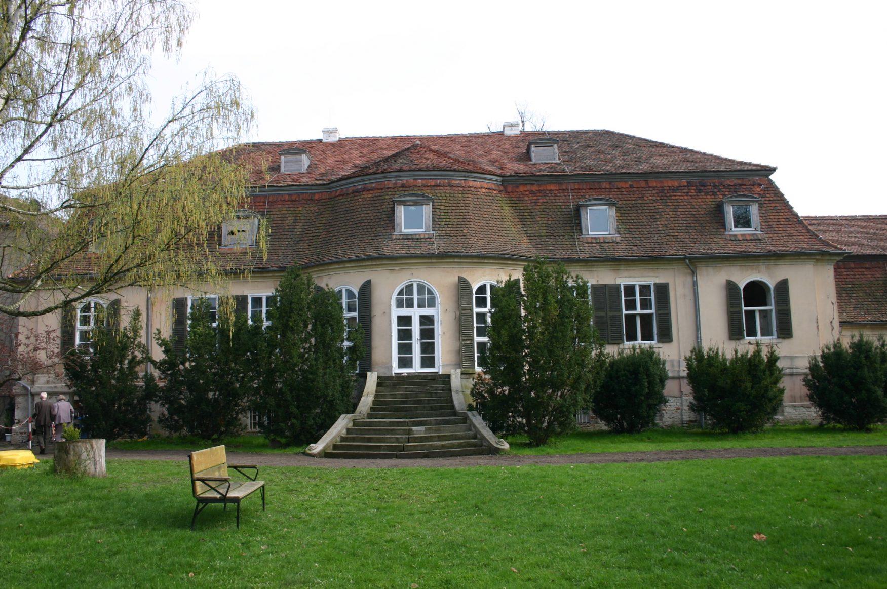 Herrenhaus in Groß Kreutz, Foto: D.Weirauch