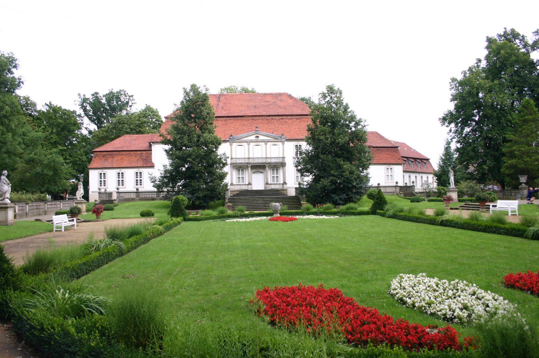 Schloss Wiepersdorf im Fläming, Foto: D.Weirauch