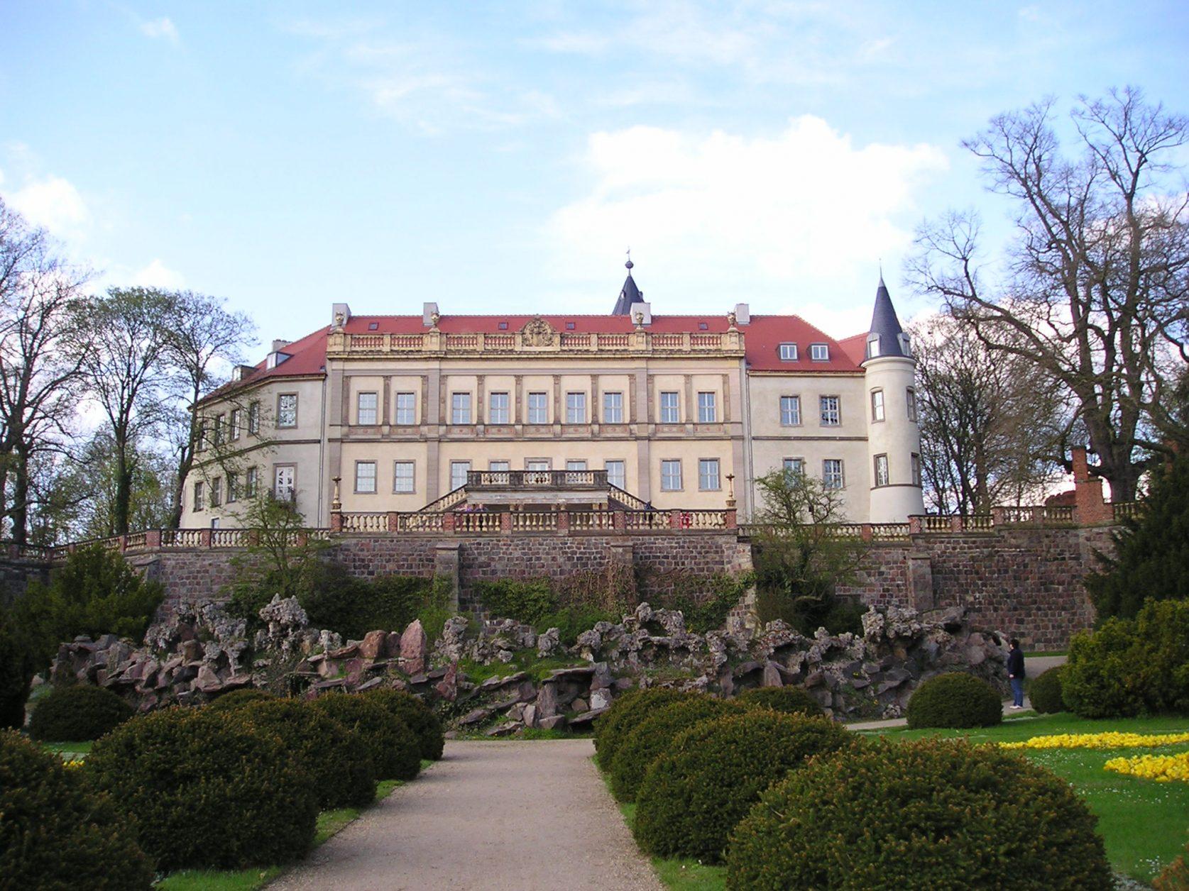 Schloss Wiesenburg, Foto: D.Weirauch
