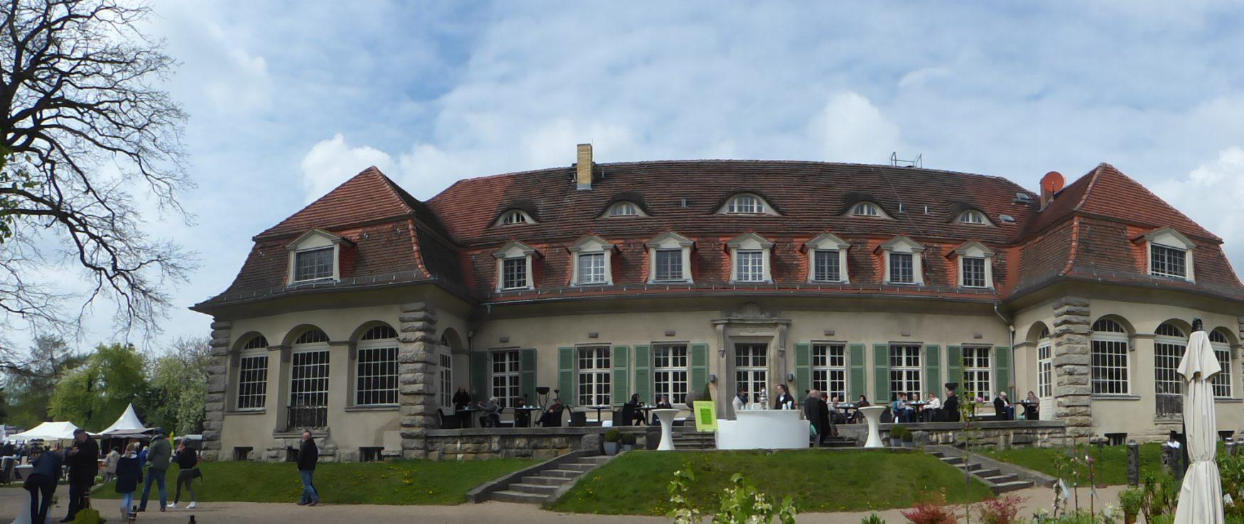 Schloss Kartzow am Rande von Potsdam, Foto: D.Weirauch