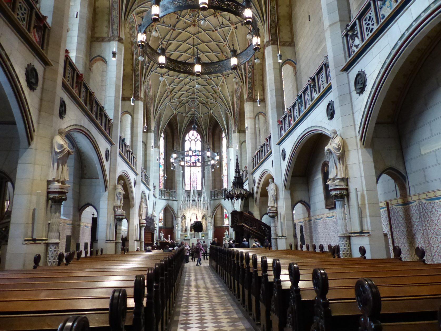 Berühmtheit erlangte die Kirche durch den Thesenanschlag, die als Auslöser der Reformation gelten. Foto: D.Weirauc