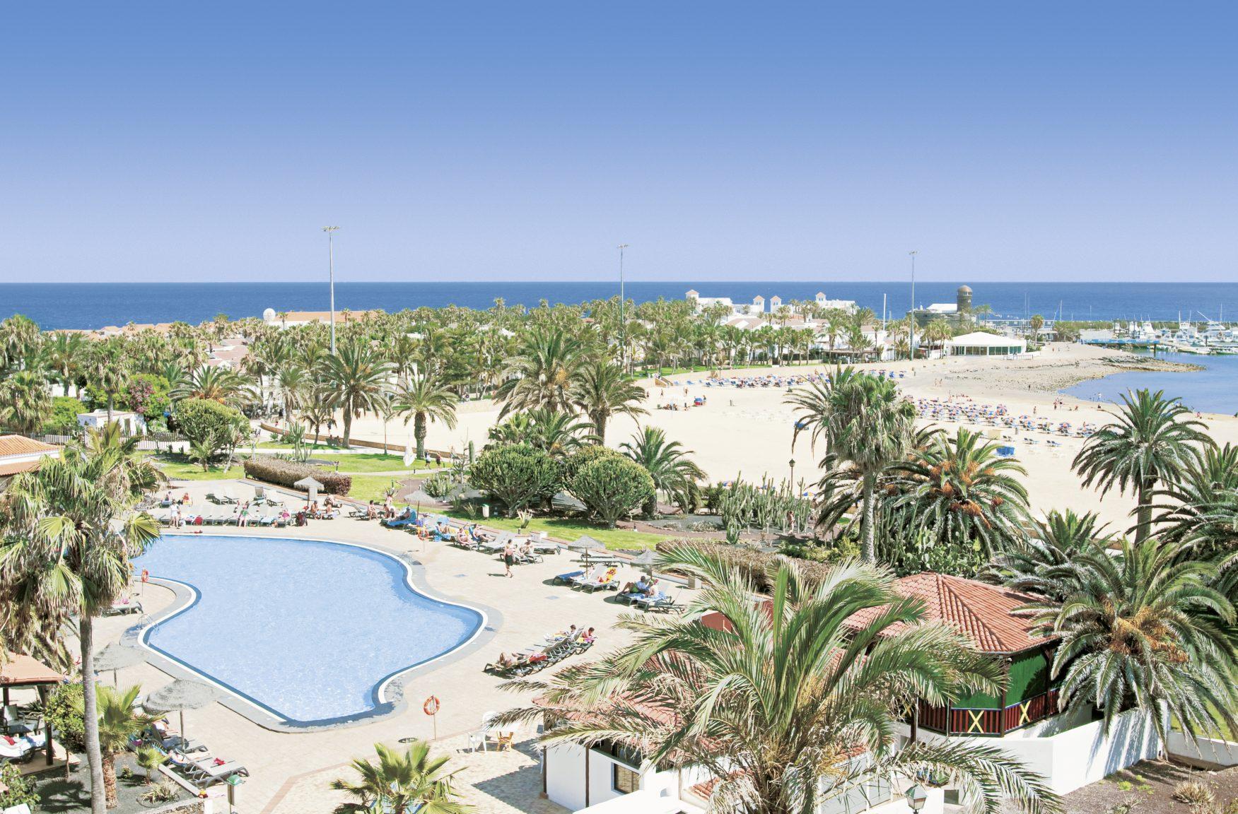 Das Barcel+Castillo Beach Resort Foto: DER Touristik