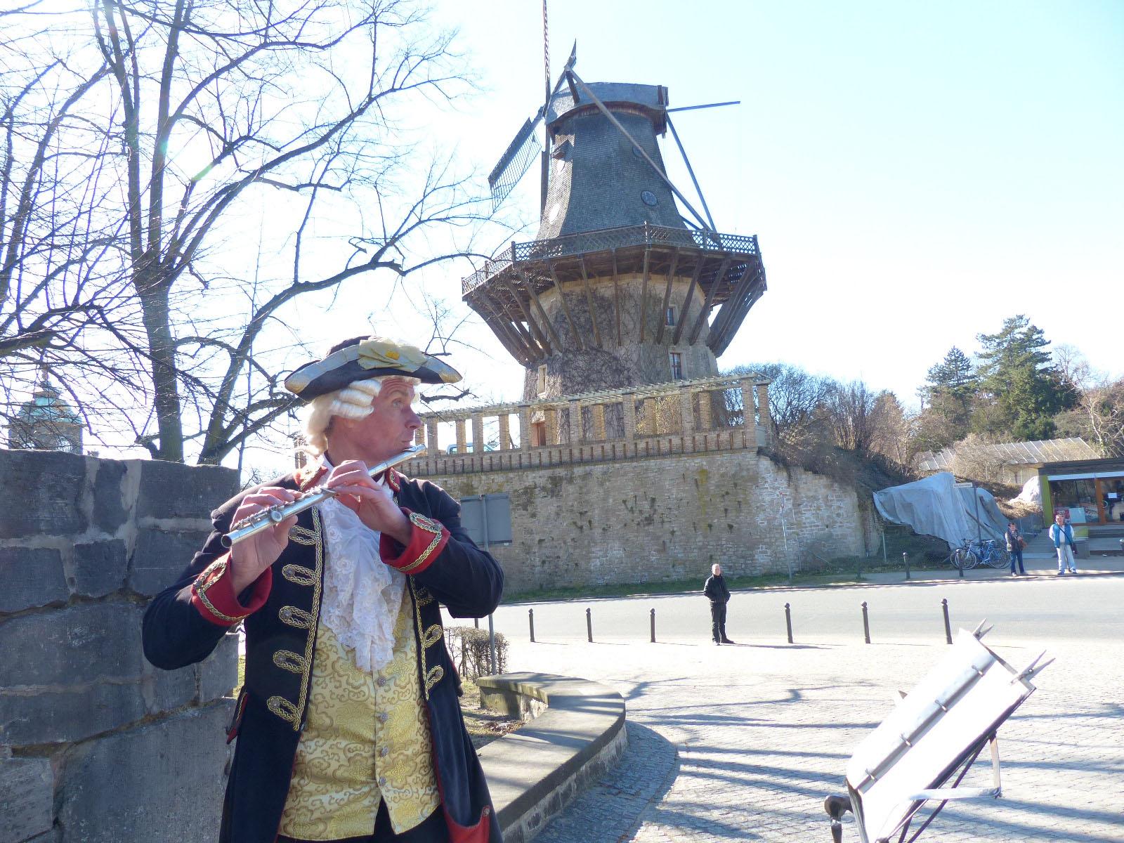 Historische Mühle Sanssouci
