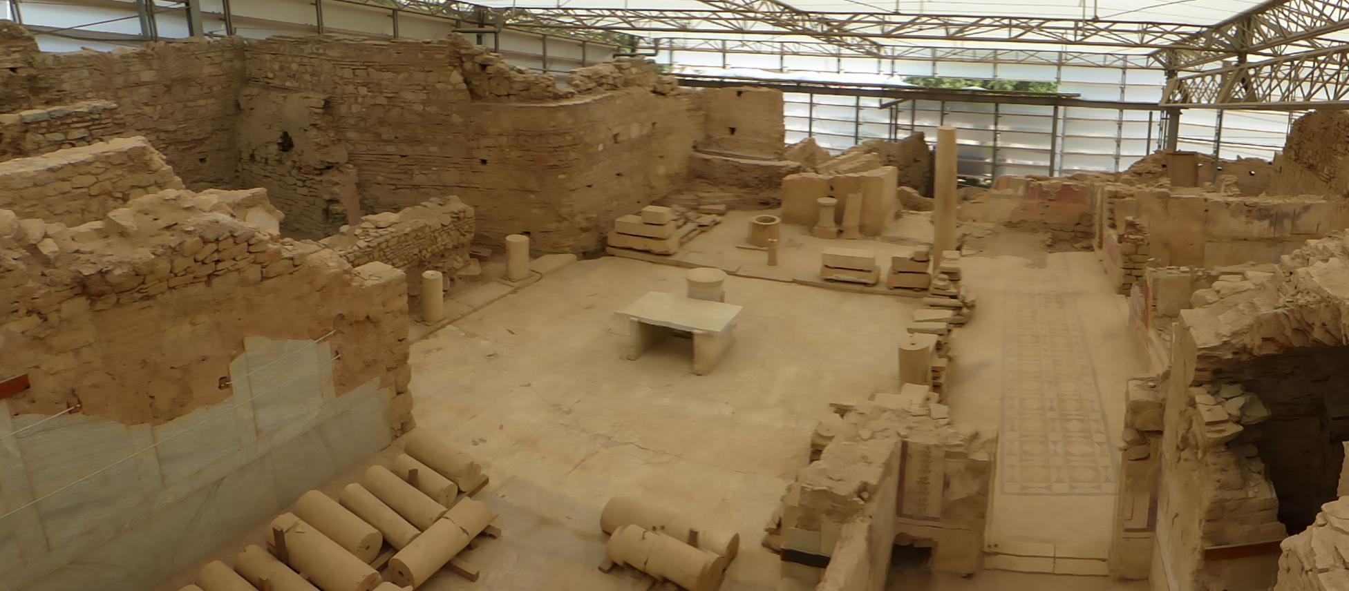 Ephesus- Hanghaus