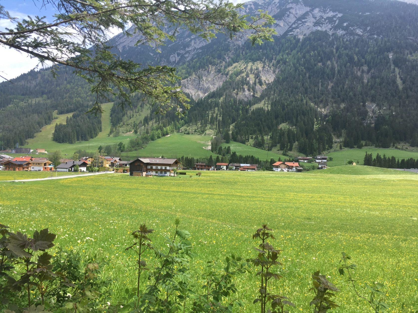 Am Rande von Achenkirch in Tirol, Foto: D.Weirauch