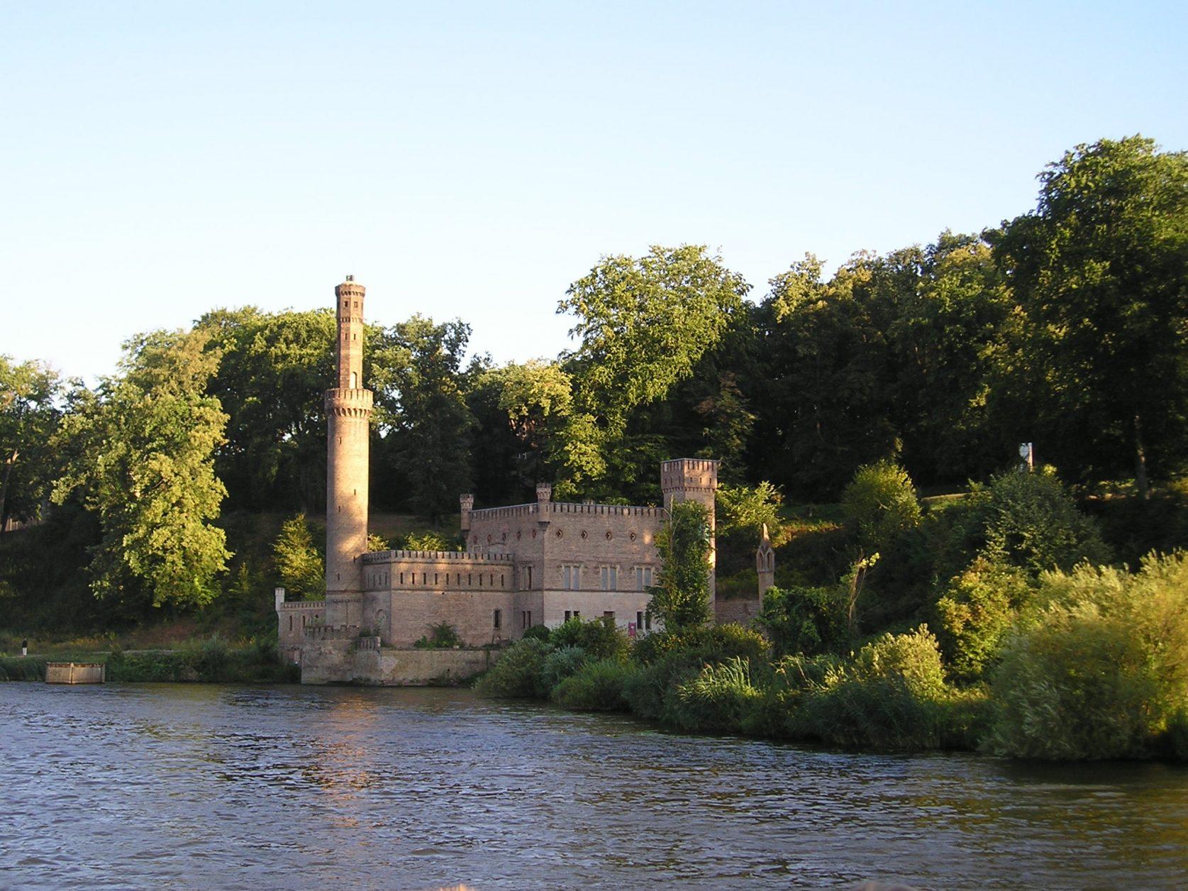 Dampfmaschinenhaus Babelsberger Park