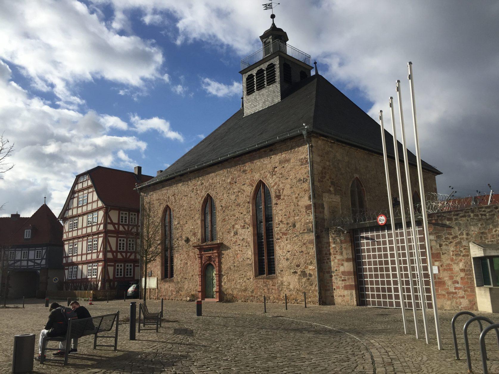 """Mit der """"Ziegenhainer Kirchenzuchtordnung"""" wurde hier 1539 die Konfirmation unter Philipp dem Großmütigen """"erfunden"""". Foto: D.Weirauch"""