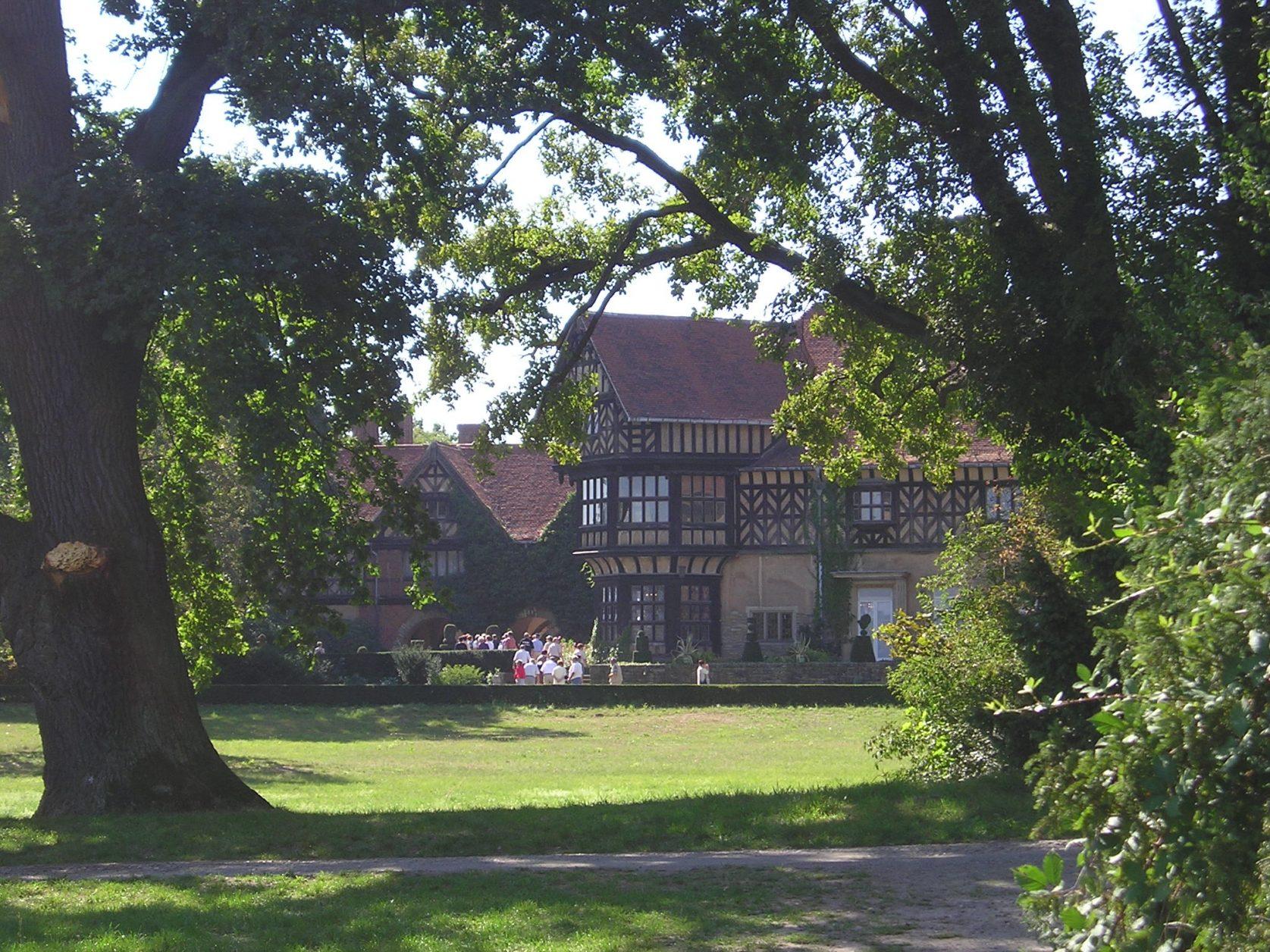 Schloss Cecilienhof in Potsdam, Foto: D.Weirauch