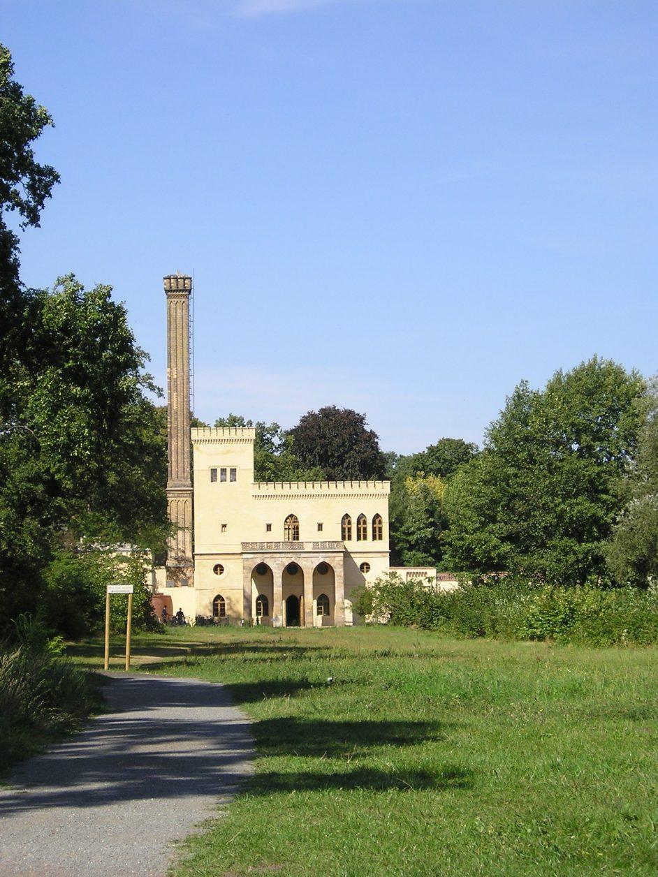 Meierei im Neuen Garten von Potsdam, Foto: D.Weirauch