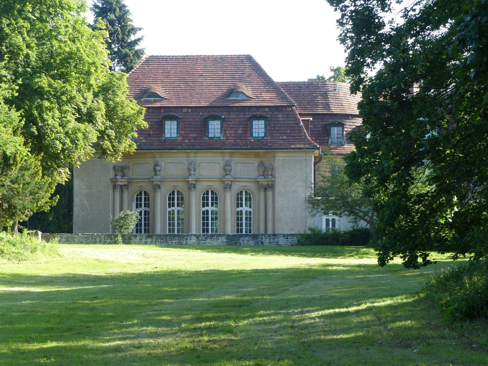 Schloss Marquardt am Schlänitzsee, Foto: D.Weirauch
