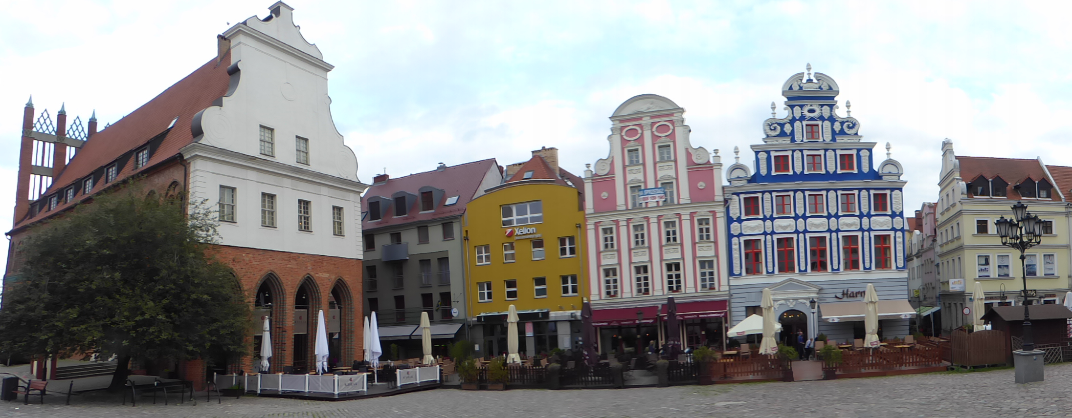 Stettin Szczecin Panorama