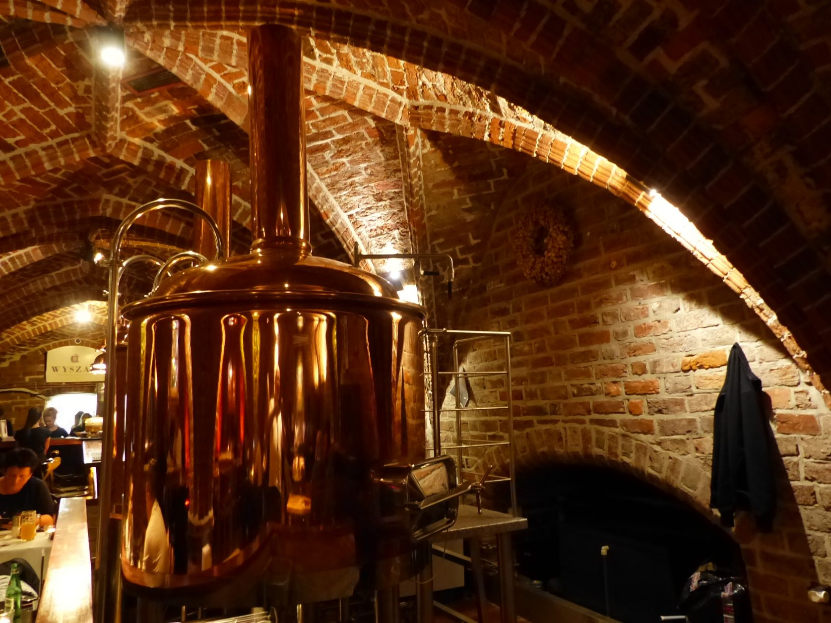 Brauerei im Rathauskeller Stettin