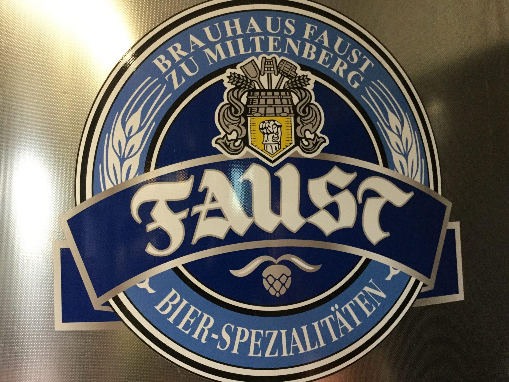 Brauerei Faust in Miltenberg in Churfranken