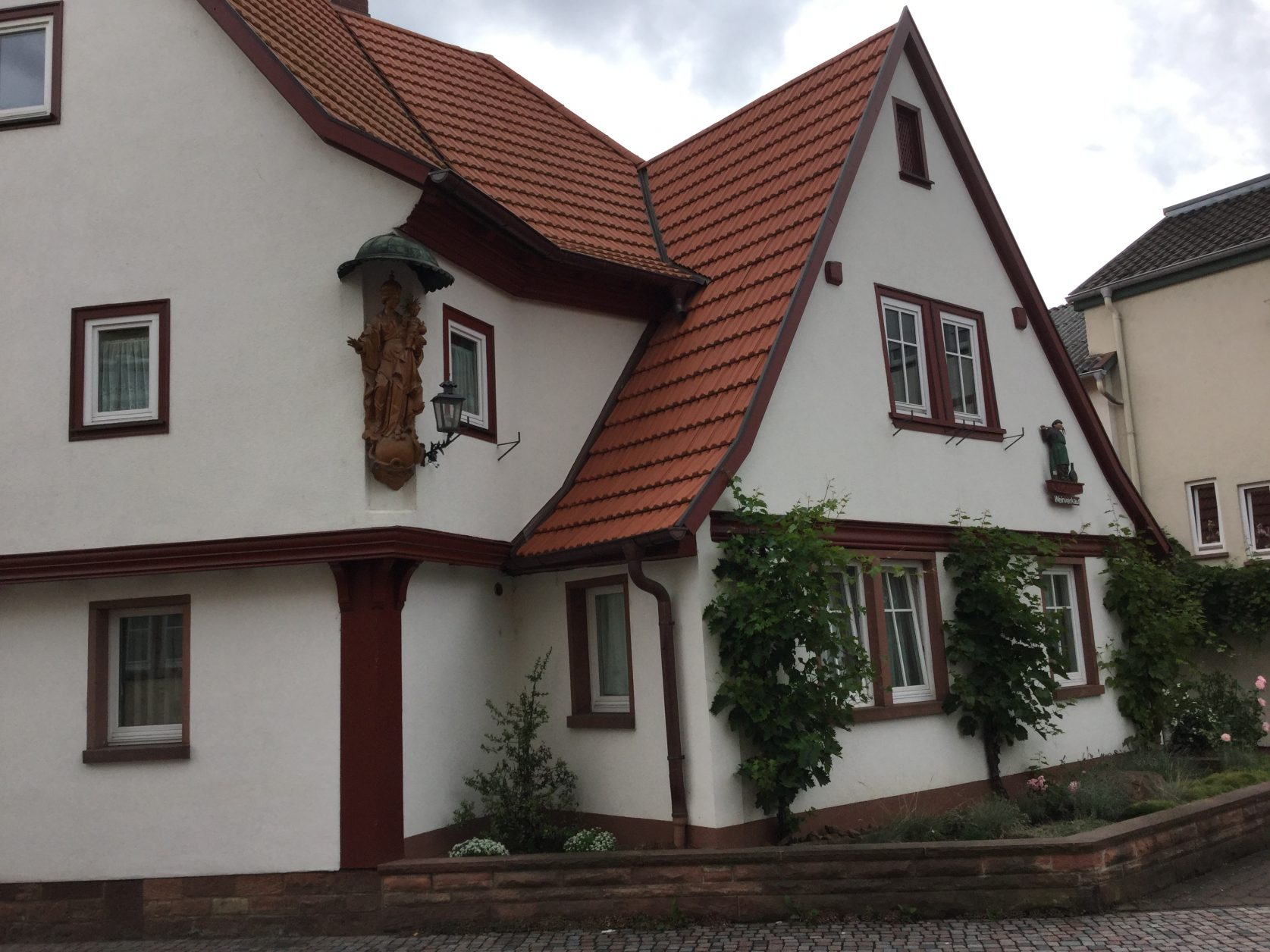 Das Weingut Hench in Bürgstadt