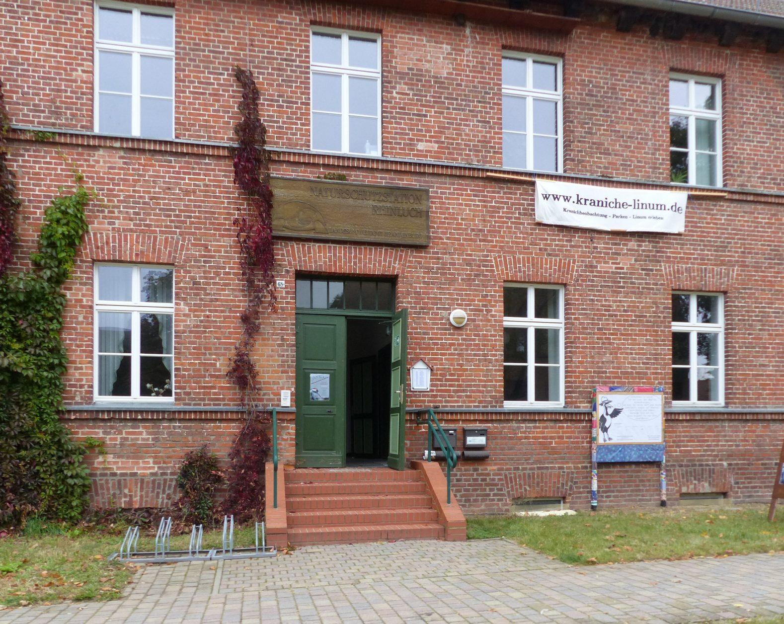 Naturschutzstation Rhinluch in Linum