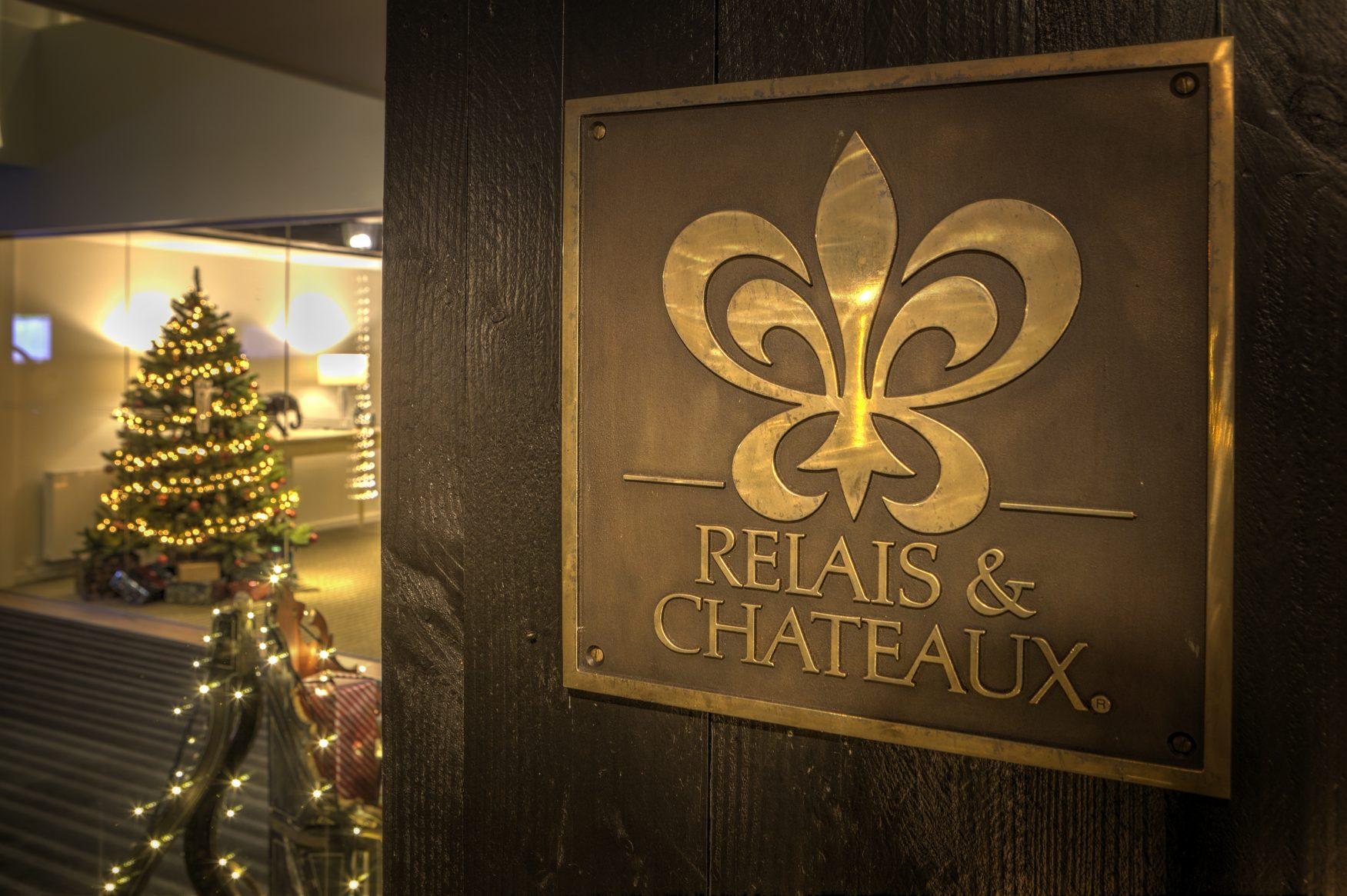 Das Relais & Chateux zur Weihnachtszeit Foto: Parkhotel de Wiemsel,