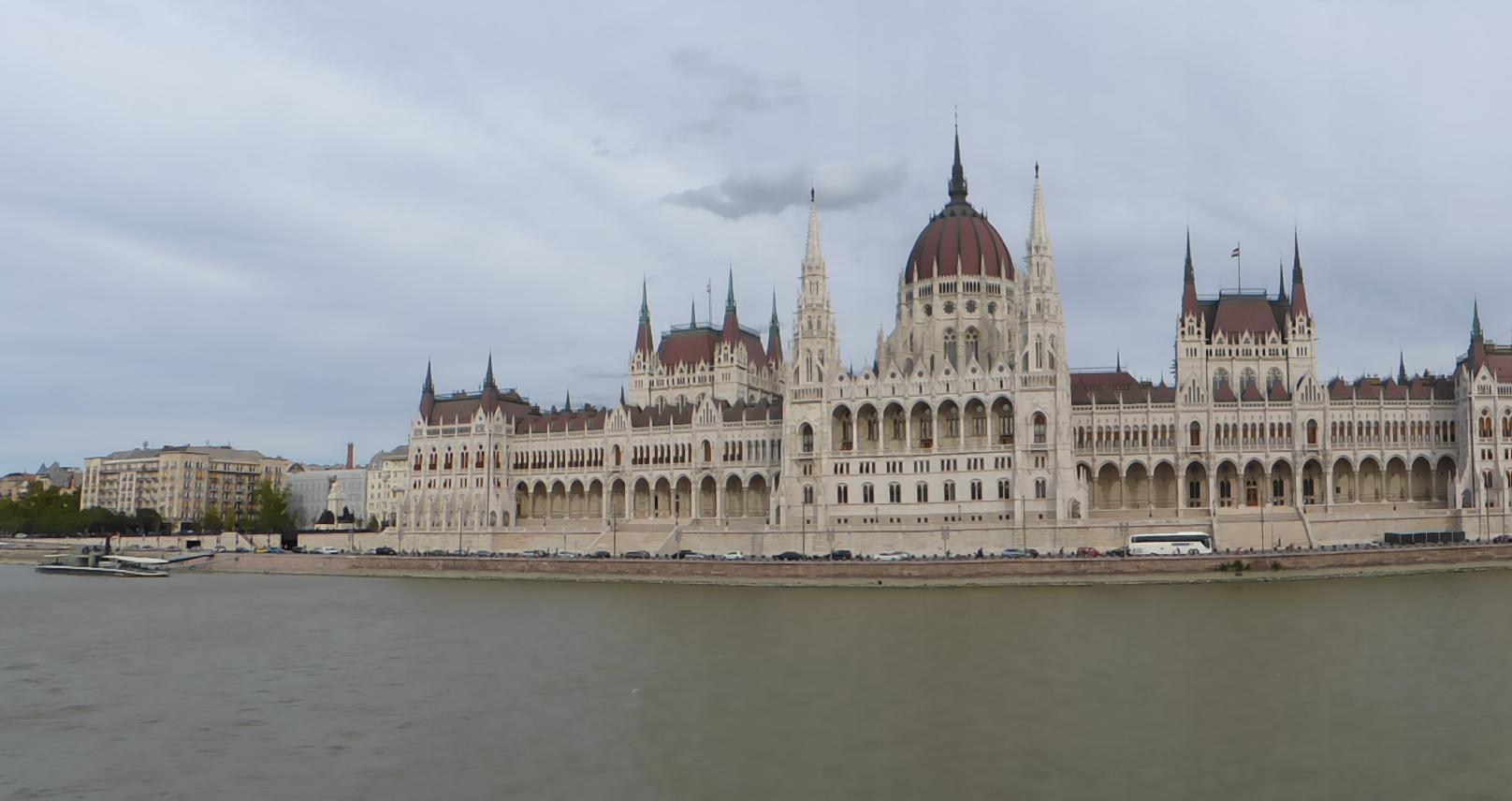 Das Parlament von Budapest, Foto: Weirauch