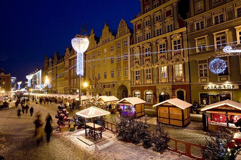 Weihnachten in Breslau