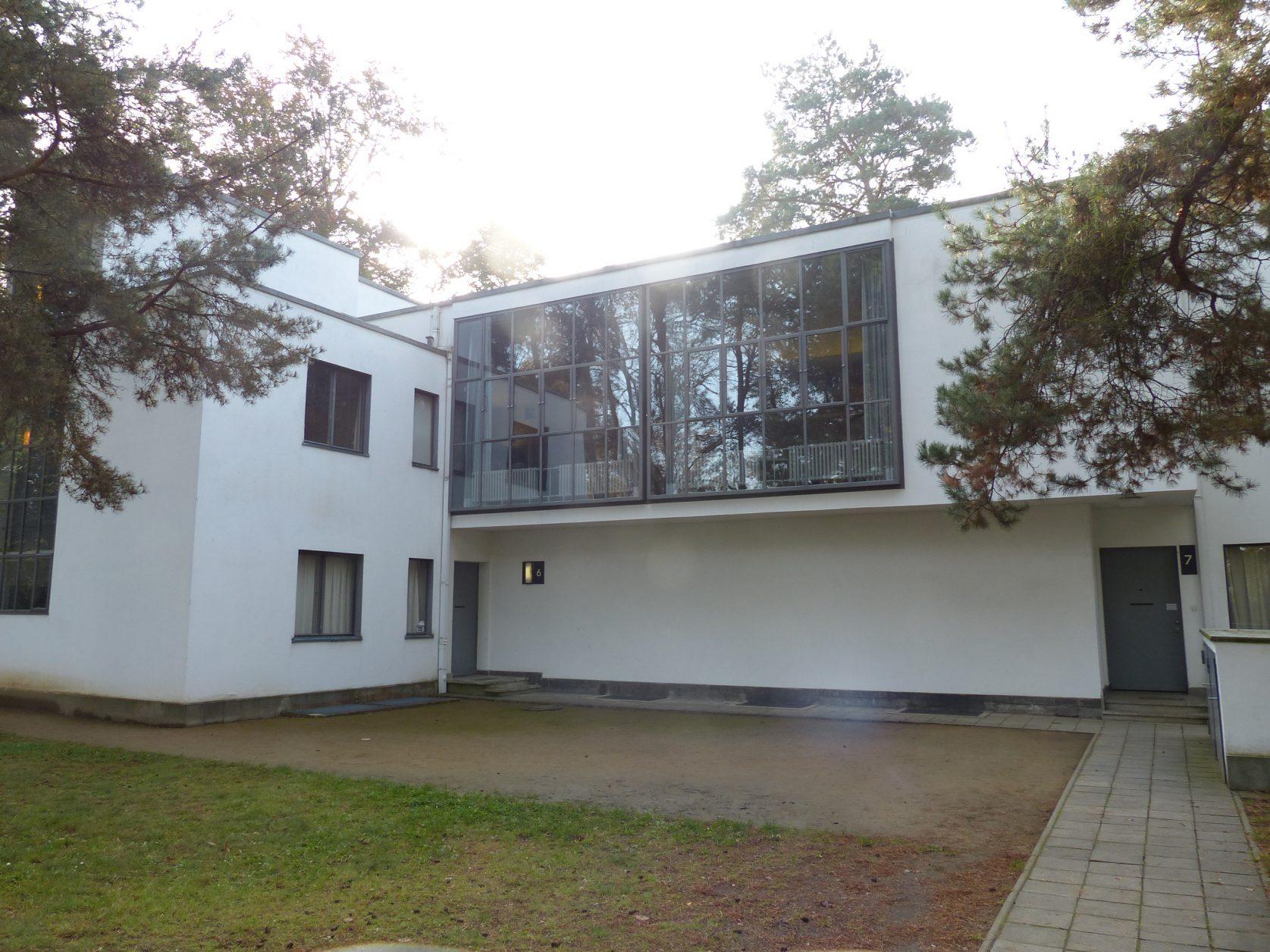 Meisterhaus in Dessau
