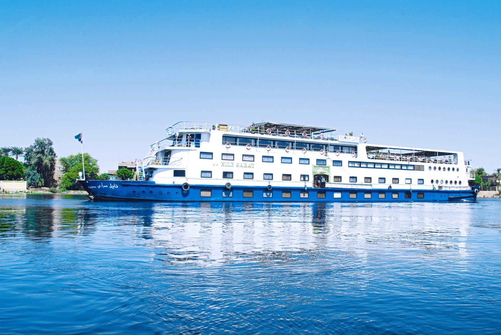Sentido MS Nile Saray, Foto: Öger tours
