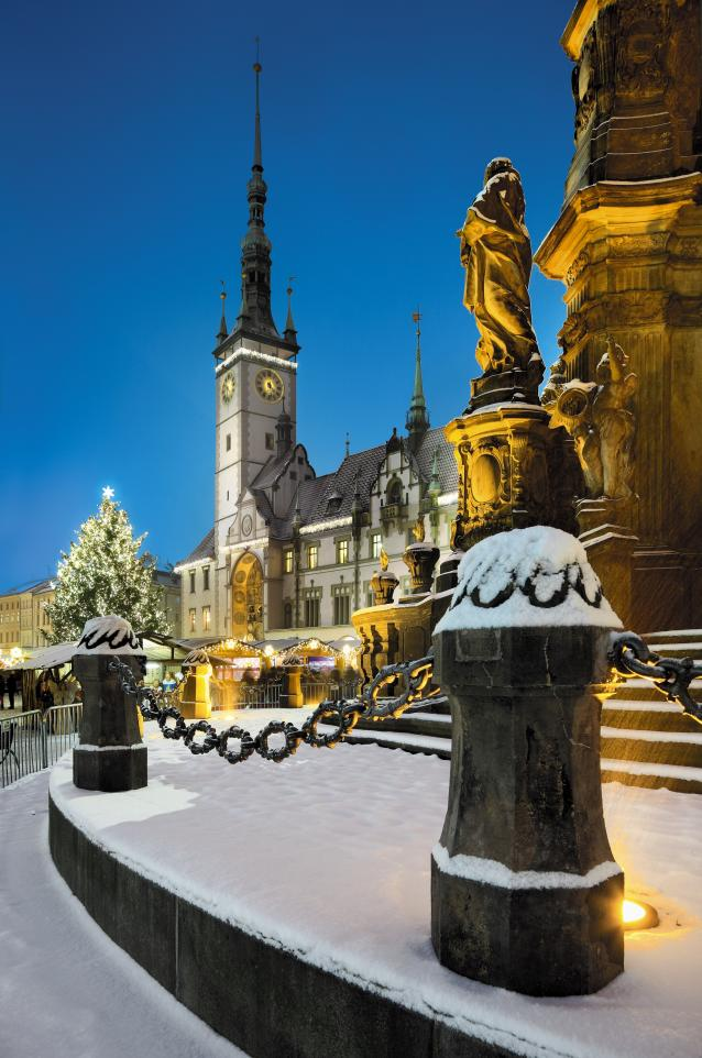 Schloss in Olomouc, Foto: Czech tourism, Libor Svacek