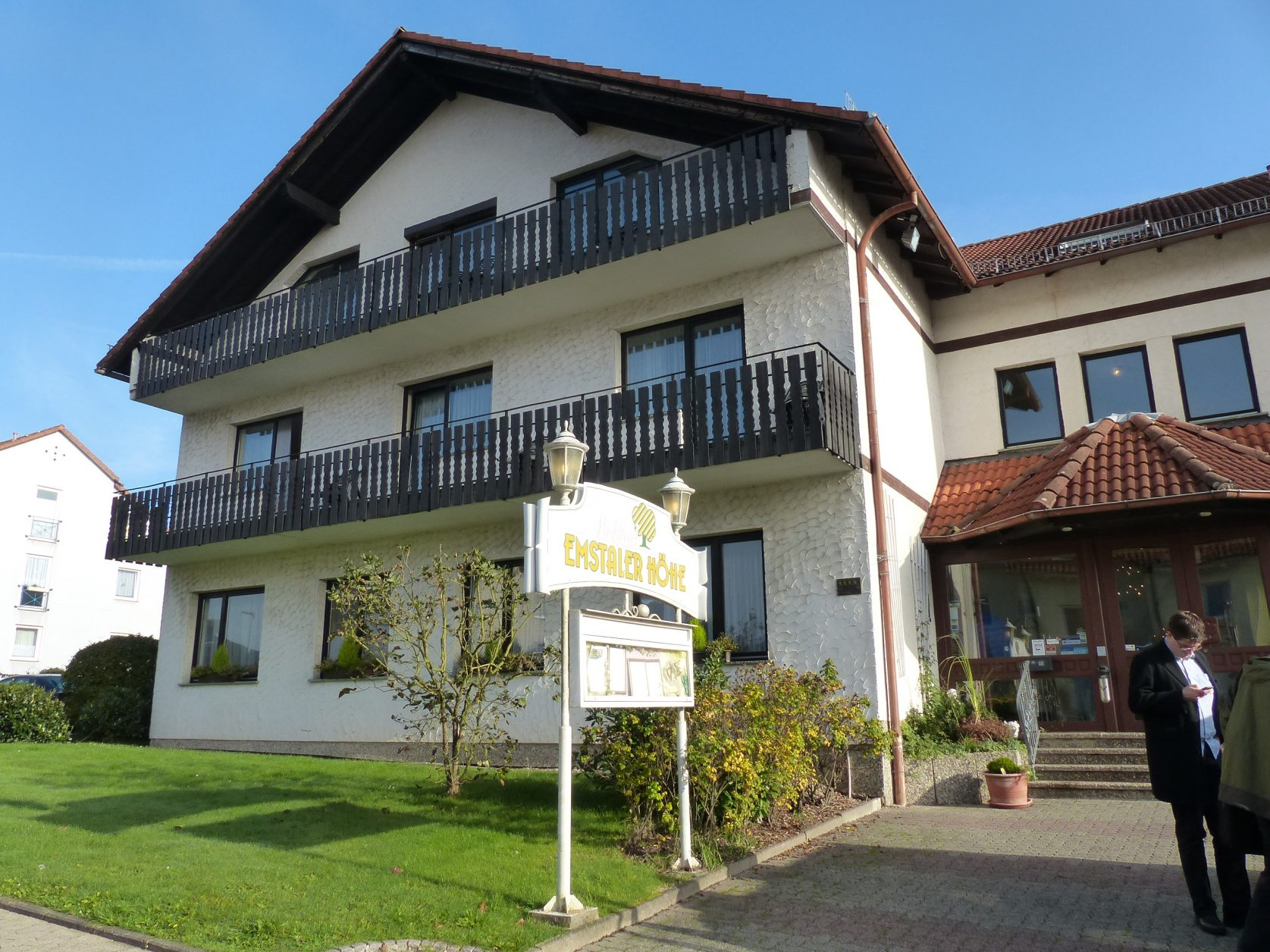 Parkhotel Emstaler Höhe, Foto: D.Weirauch