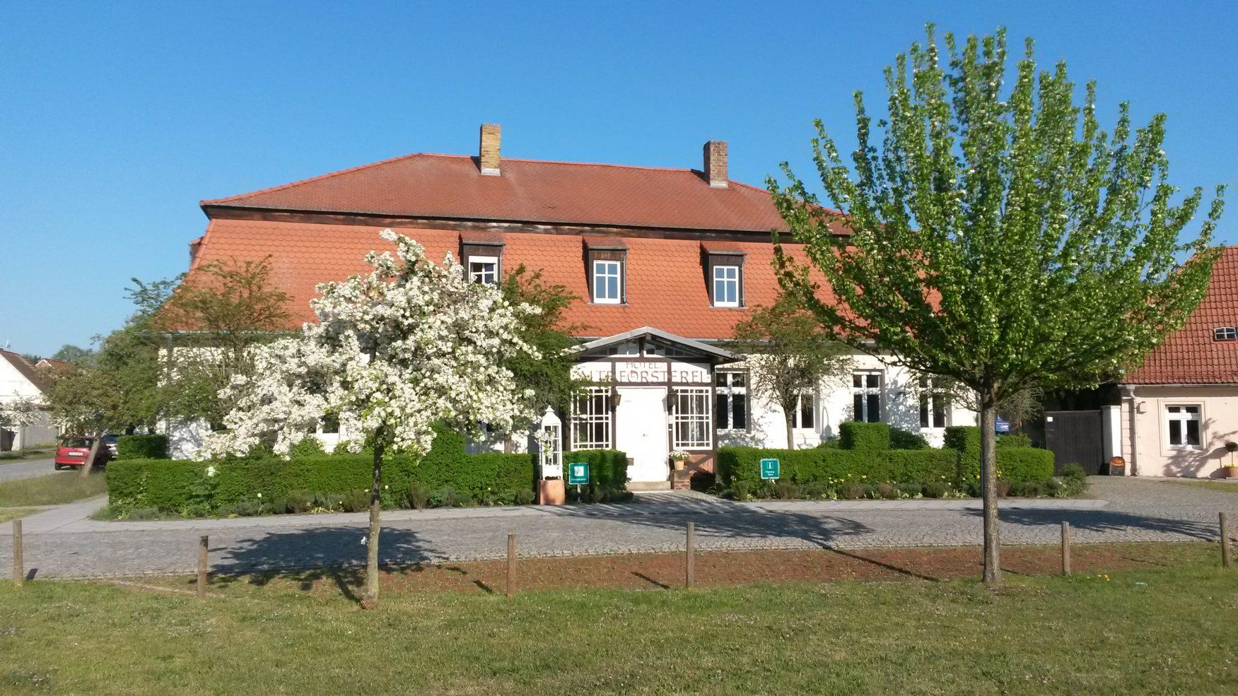 Die Alte Försterei in Kloster Zinna Foto: Alte Försterei Kloster Zinna