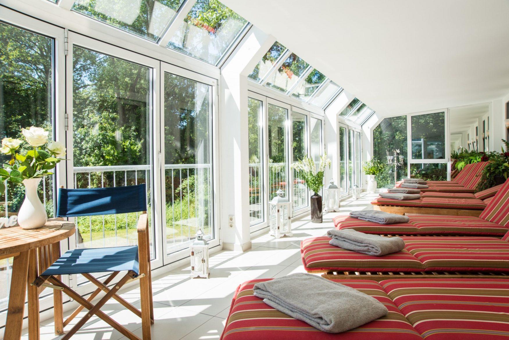 BEST WESTERN Seehotel Frankenhorst - Ruhebereich Foto: Raphael Hotels