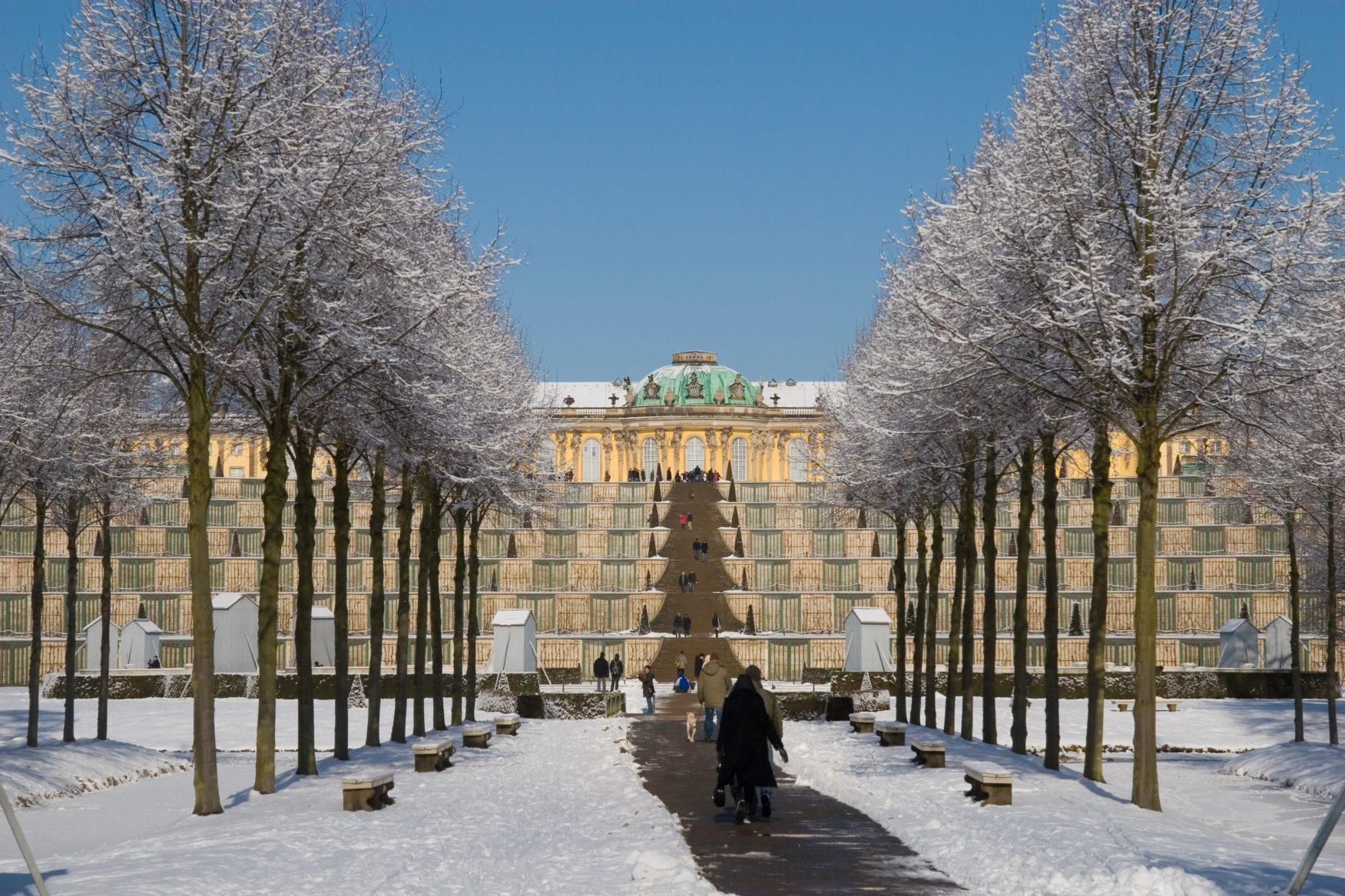 Foto: Bernd Kroeger © Stiftung Preußische Schlösser und Gärten Berlin-Brandenburg