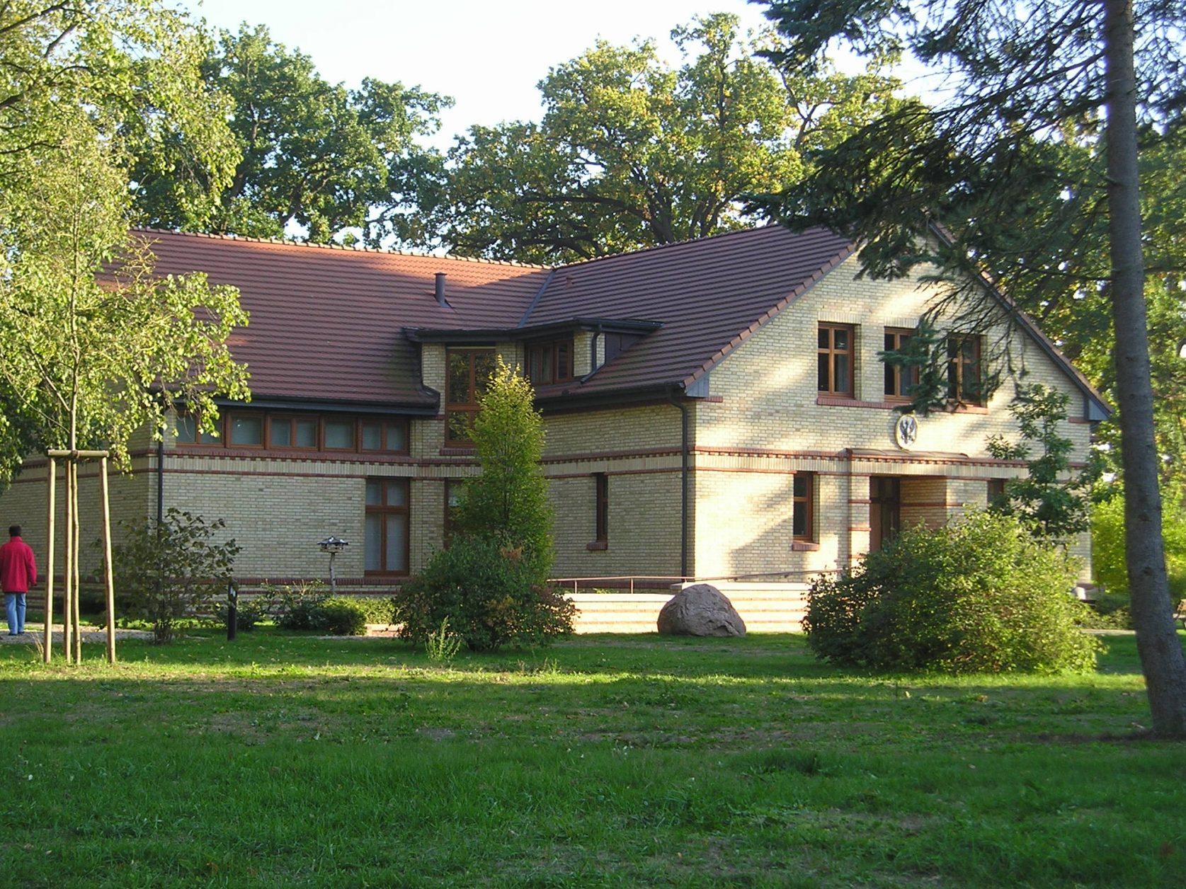 Das Brandenburg Preußen - Museum in Wustrau Foto. Weirauch