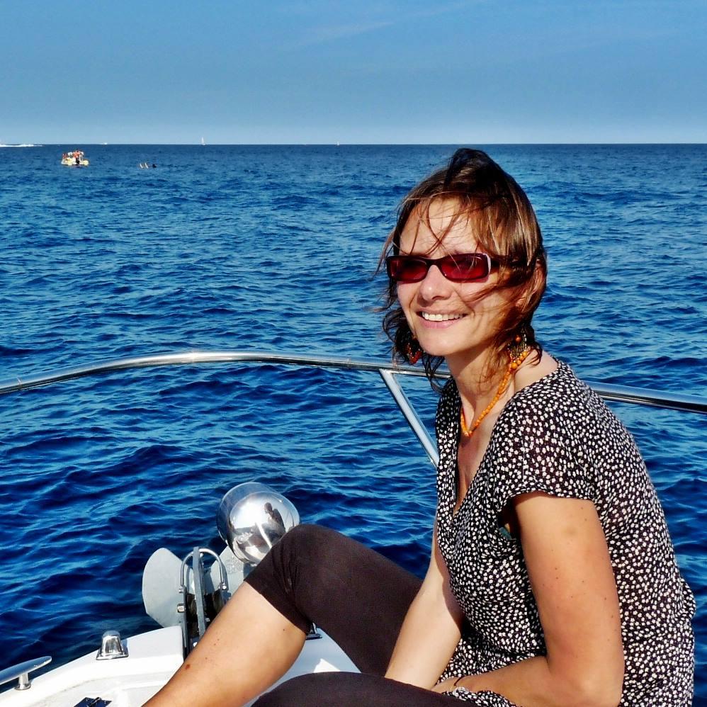 Reisebloggerin Nicole Barnes Foto: privat