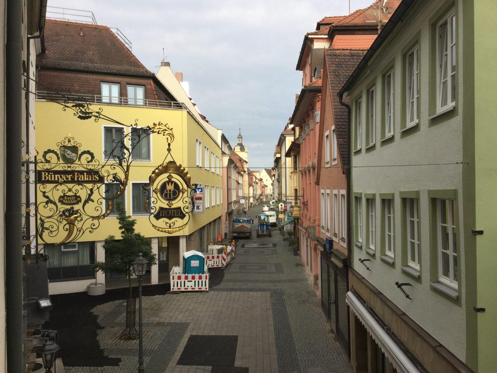 Ansbach Franken