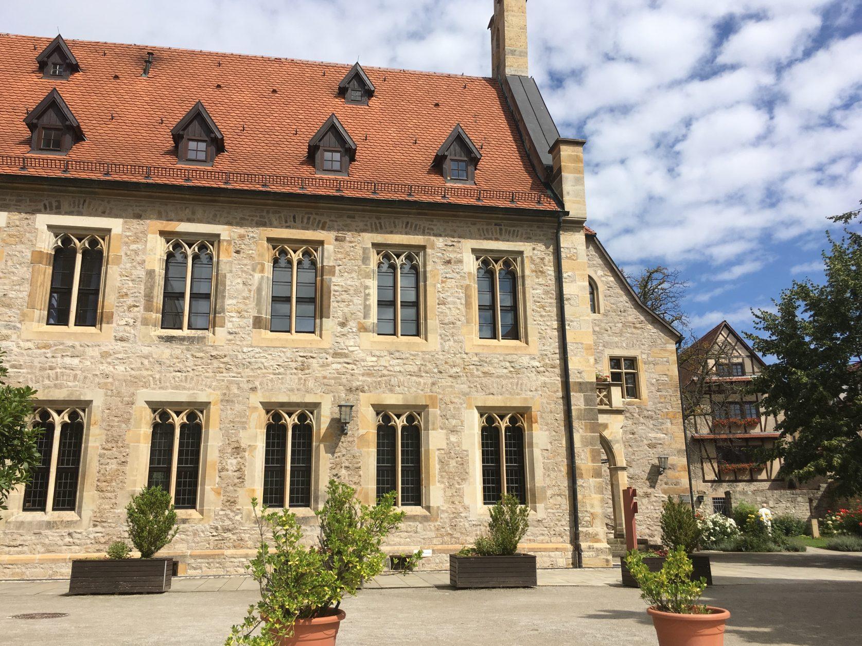 Erfurt Kloster Luther