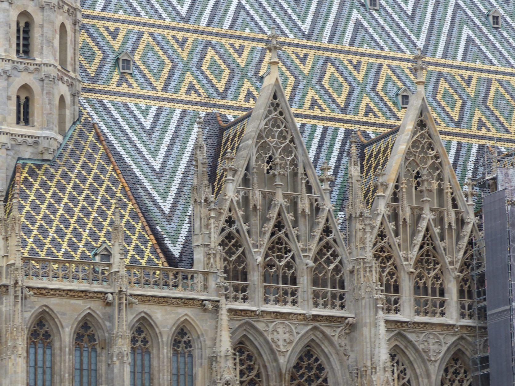 Der Wiener Dom beeindruckt Foto: Weirauch