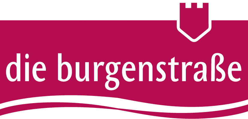 Burgenstraße - logo