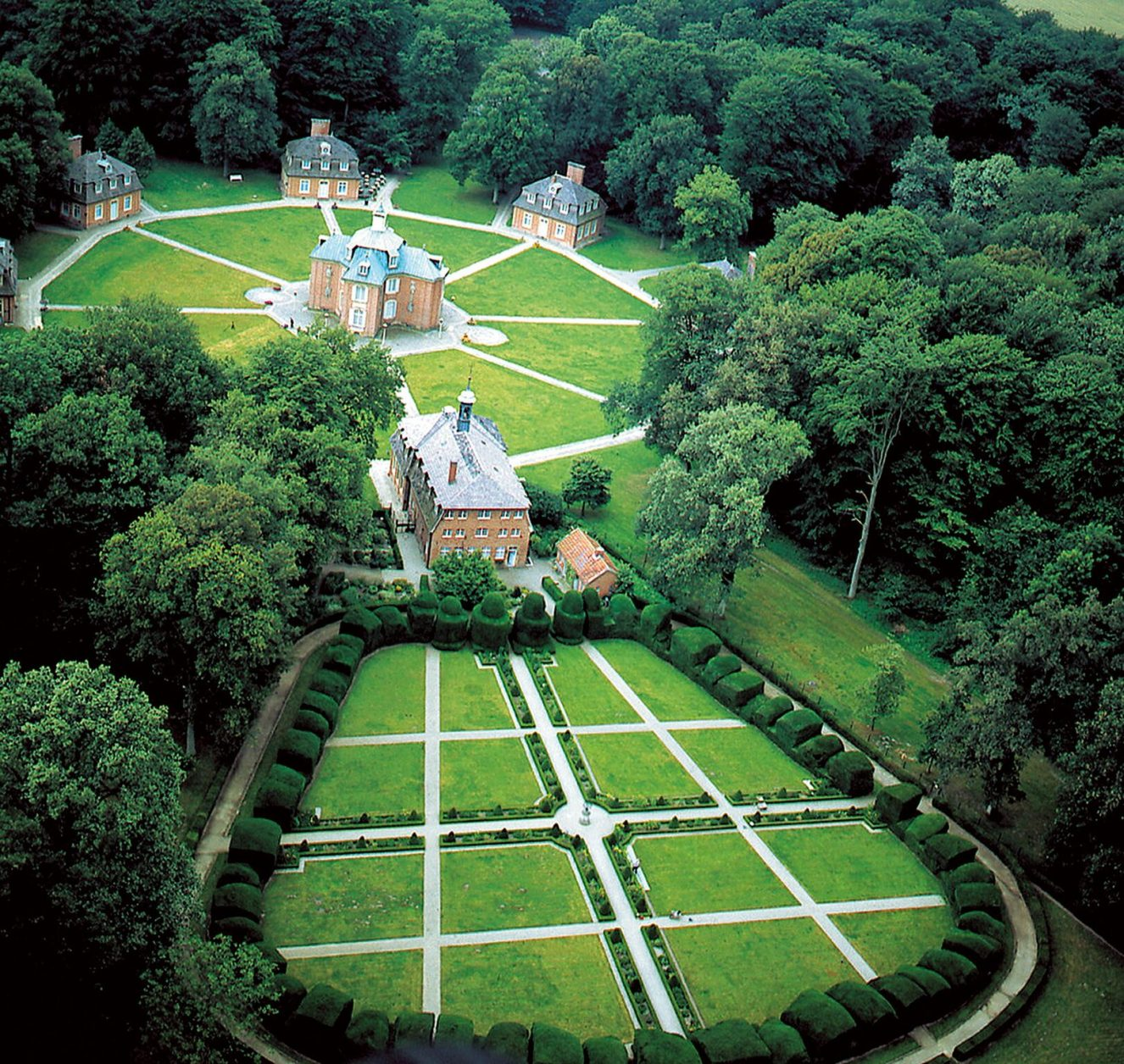 Schloss Clemenswerth im Emsland, Foto: www.emsland.com