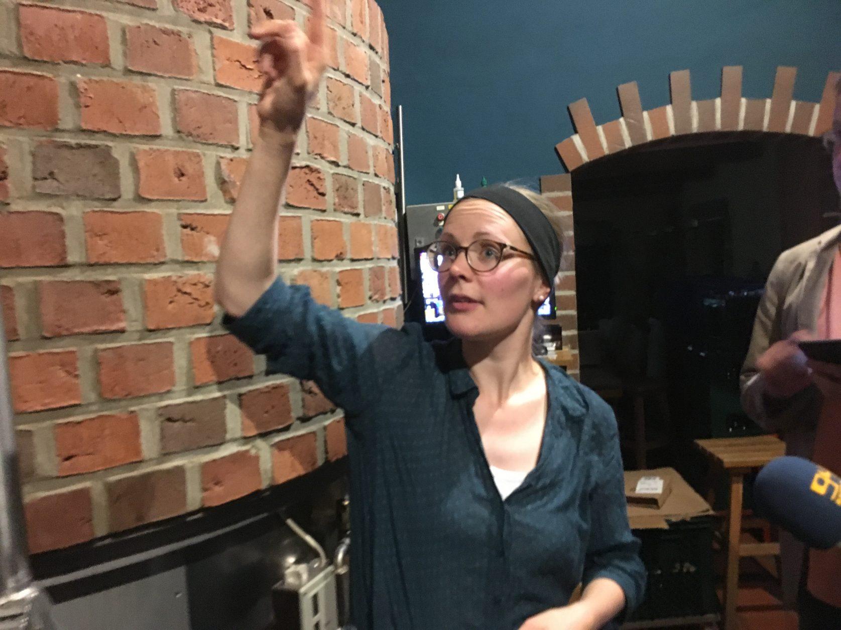 Brauerin mit Herz: Friederike Köhl vom Emsländer Brauhaus in Lünne im Emsland