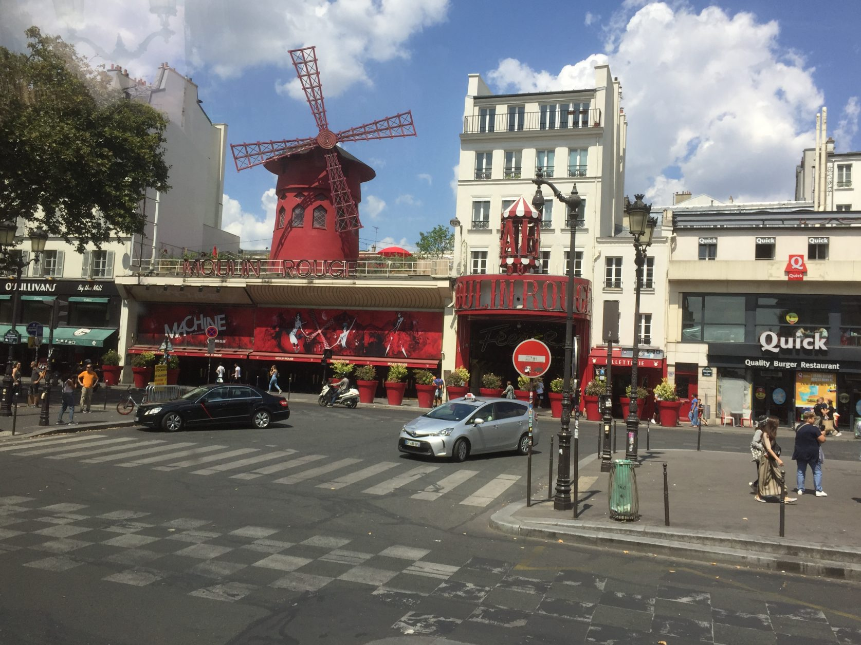 Moulin Rouge in Paris Foto: K.Weirauch