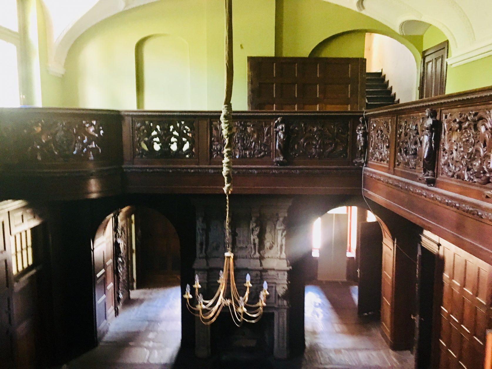 Schloss Marquardt innen