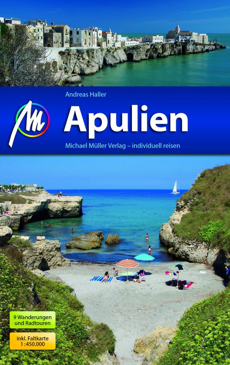 Empfehlenswerter Reiseführer von Andreas Haller zu Apulien