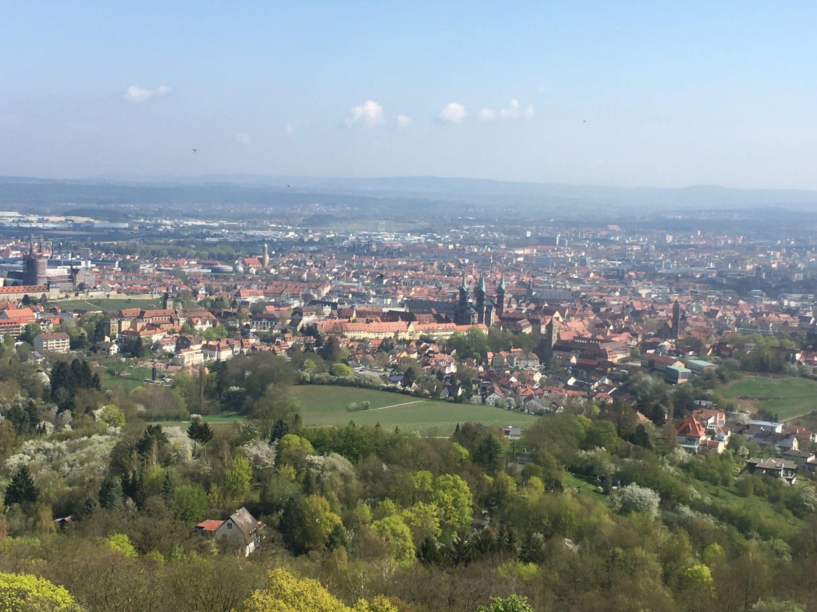 Altenburg auf Bamberg Foto: Weirauch