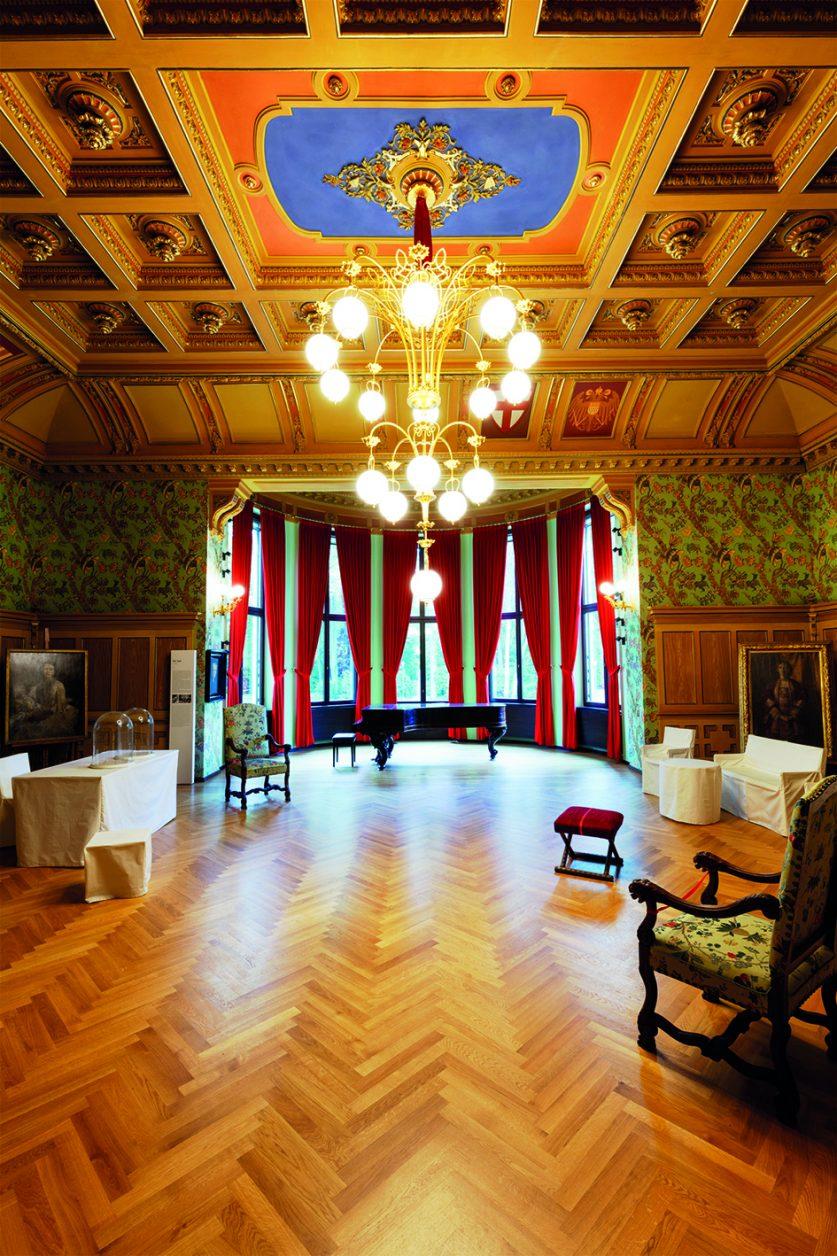 Bayreuth_Wahnfried-Konzerte-Richard-Wagner-Museum Foto: Richard Wagner Museum