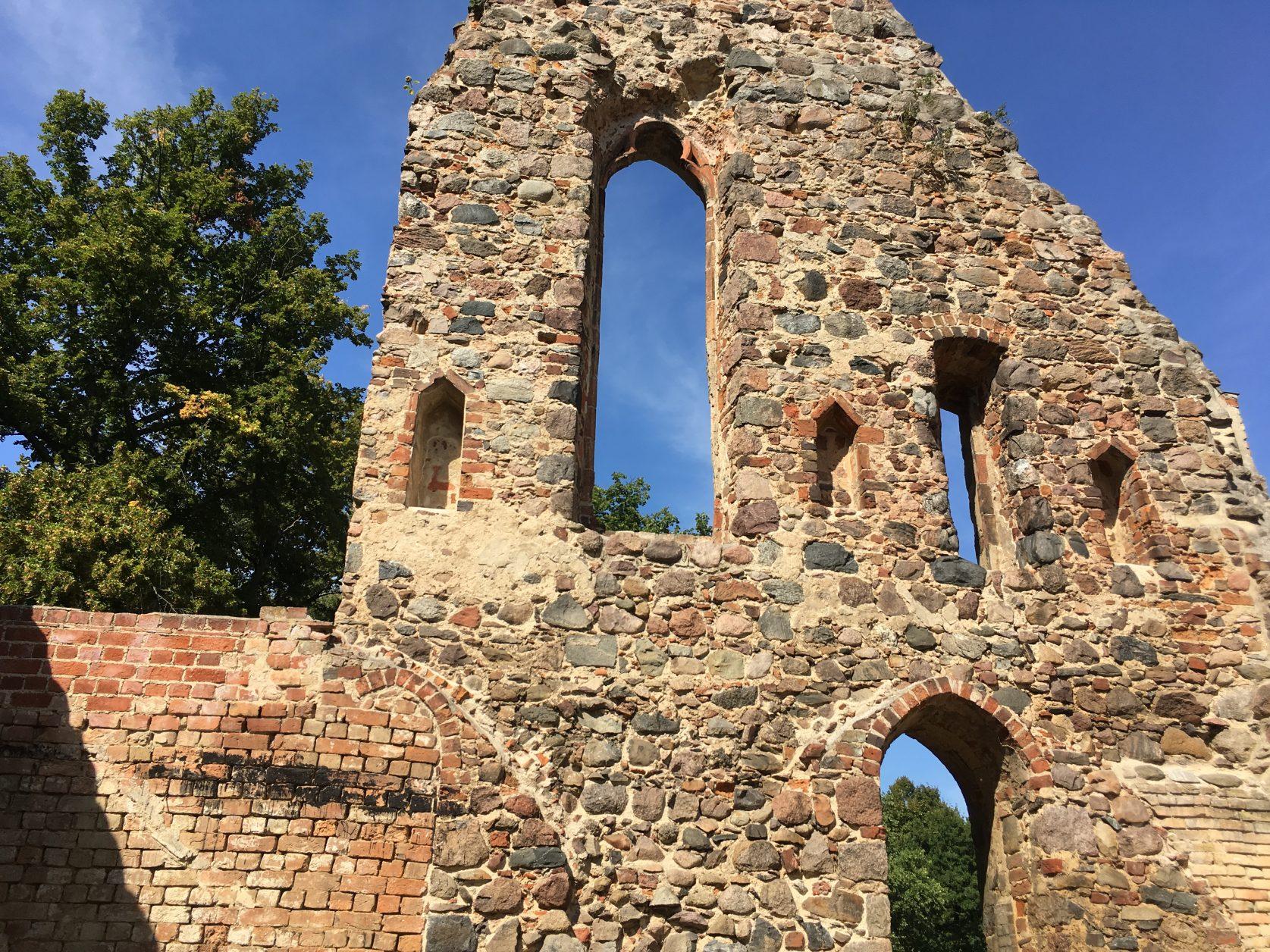 Klosterruine Lindow, Foto: Weirauch