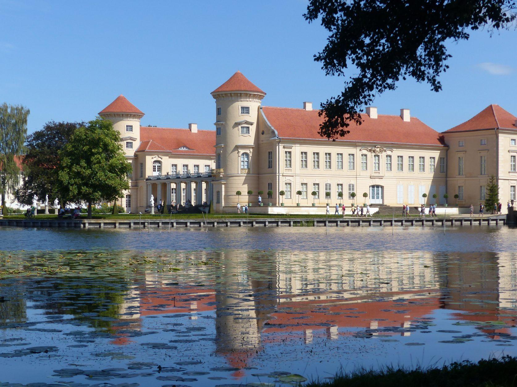 Schloss Rheinsberg Foto: Weirauch