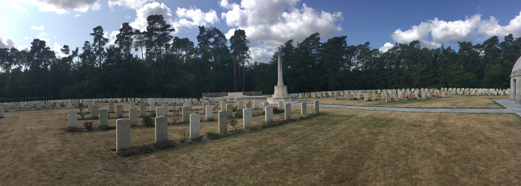 Englischer Soldatenfriedhof